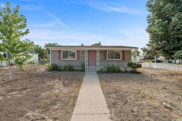 112 Cook Dr, Layton, UT 84041 (#1757280) :: Colemere Realty Associates