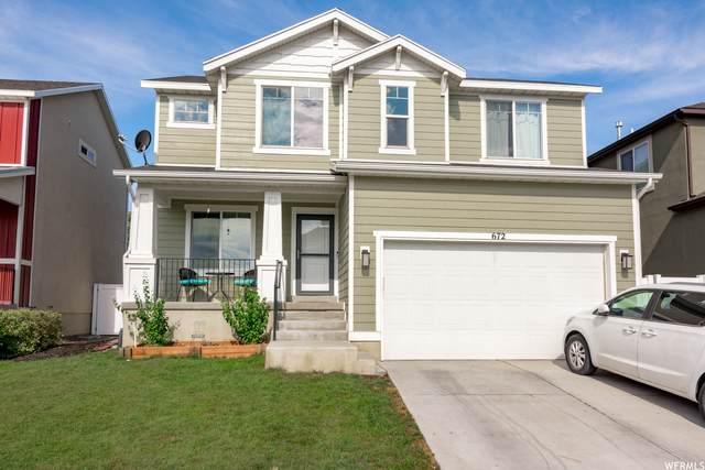 672 S Academy Dr E, American Fork, UT 84003 (#1757561) :: Berkshire Hathaway HomeServices Elite Real Estate