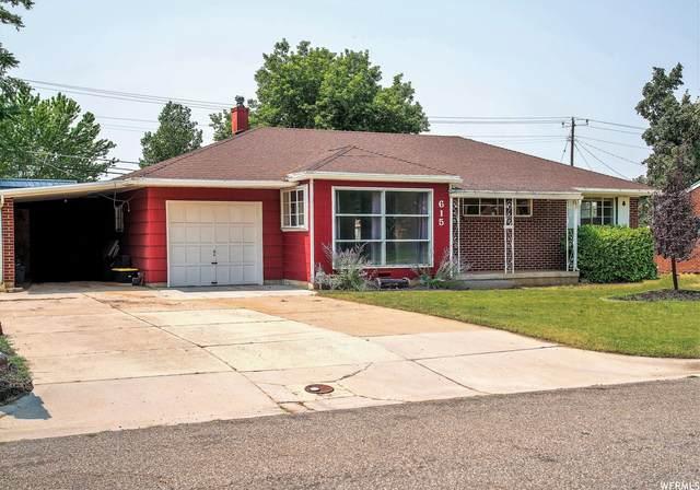 615 E Ben Lomond Ave, South Ogden, UT 84403 (#1757792) :: Red Sign Team