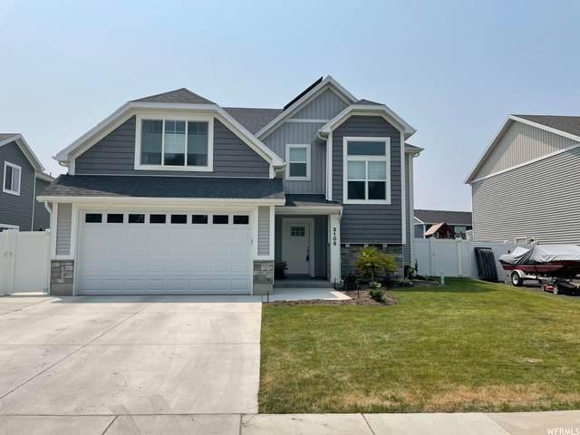 2105 S 1400 W, Wellsville, UT 84339 (#1757851) :: Pearson & Associates Real Estate