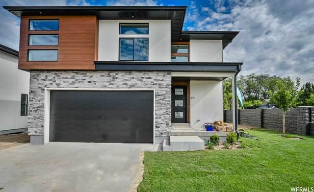891 E Sydnee View Lane Vw S #1, Millcreek, UT 84124 (#1757981) :: Bustos Real Estate | Keller Williams Utah Realtors