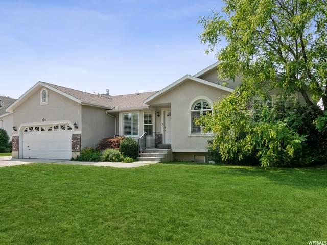 254 E Thornberry Dr S, Draper, UT 84020 (#1758196) :: Bustos Real Estate | Keller Williams Utah Realtors