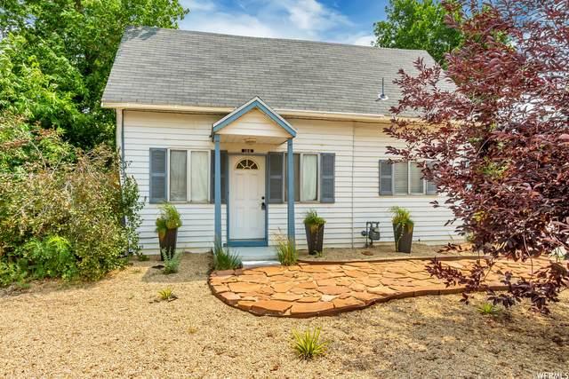 166 N 200 E, Heber City, UT 84032 (#1758204) :: Bustos Real Estate | Keller Williams Utah Realtors