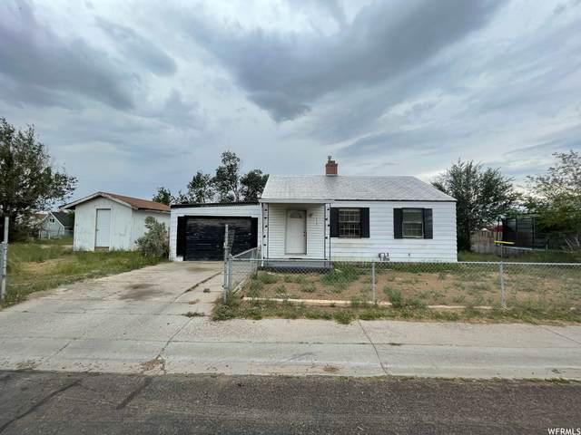 116 N 200 W, East Carbon, UT 84520 (#1758262) :: Bustos Real Estate | Keller Williams Utah Realtors