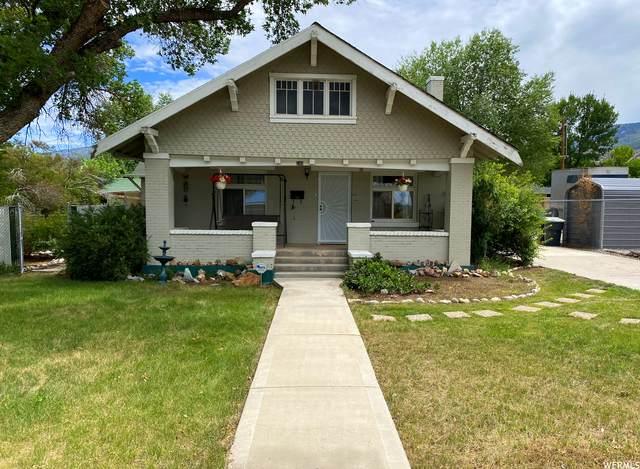 246 N Main St N, Manti, UT 84642 (MLS #1758358) :: Lookout Real Estate Group