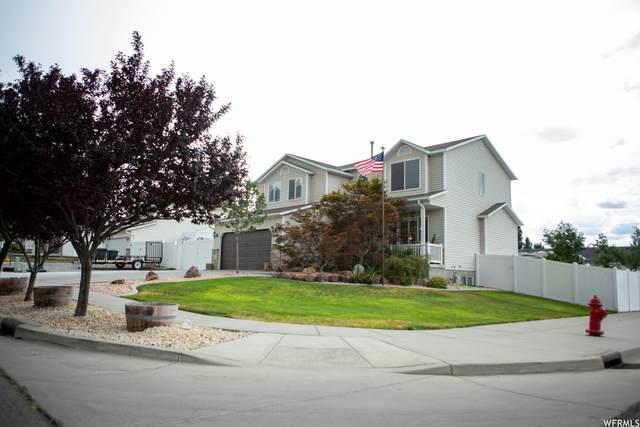 963 N 1300 E, Tooele, UT 84074 (MLS #1758394) :: Lookout Real Estate Group