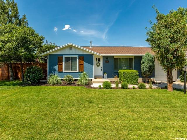 5392 W Early Duke Dr, West Valley City, UT 84120 (#1758395) :: UVO Group | Realty One Group Signature