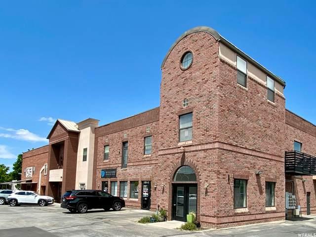 70 N Main St E #205, Bountiful, UT 84010 (#1758398) :: C4 Real Estate Team