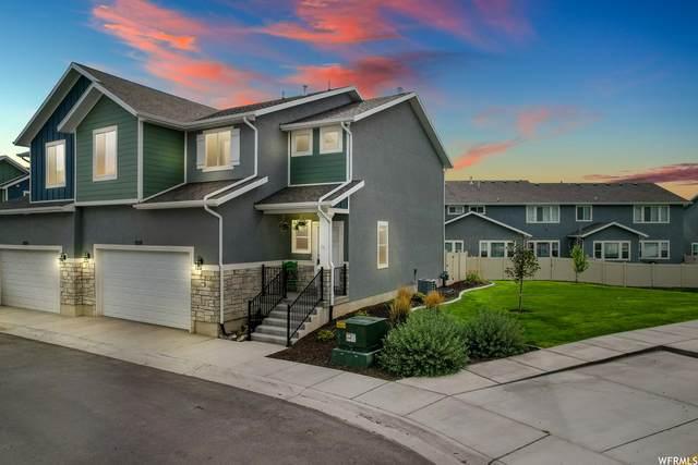 8218 N Gallio Ave #215, Eagle Mountain, UT 84005 (MLS #1758473) :: Summit Sotheby's International Realty