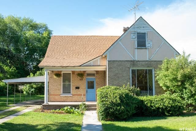468 E 400 S, Springville, UT 84663 (MLS #1758618) :: Lookout Real Estate Group
