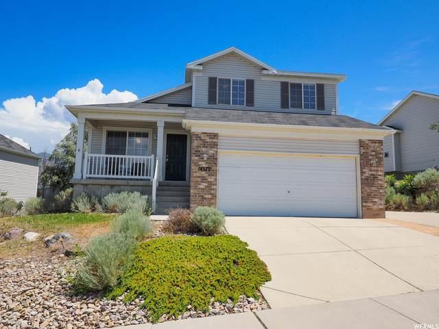 14377 S Bridgefield Dr, Draper, UT 84020 (#1758837) :: Pearson & Associates Real Estate