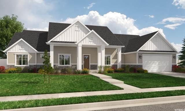 494 N 550 W #20, Mapleton, UT 84664 (#1759027) :: Berkshire Hathaway HomeServices Elite Real Estate