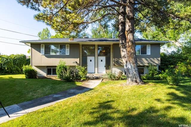 3678 S 500 E 2B, Salt Lake City, UT 84106 (#1759077) :: Bear Phelps Group