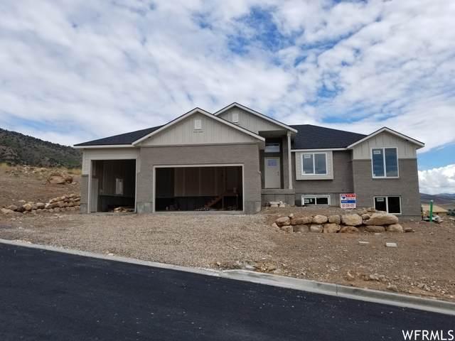 889 N Eagle View Dr, Morgan, UT 84050 (#1759097) :: Berkshire Hathaway HomeServices Elite Real Estate