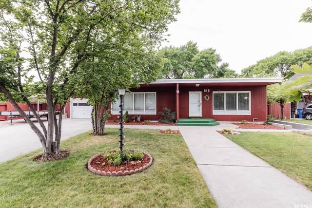 516 E 1000 N, Logan, UT 84321 (MLS #1759334) :: Lookout Real Estate Group