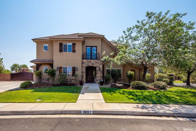 3691 S Cannon Way, Washington, UT 84780 (#1759394) :: Doxey Real Estate Group