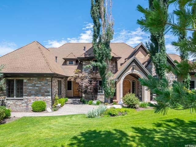 89 Lone Hollow Dr, Sandy, UT 84092 (#1759411) :: Utah Dream Properties