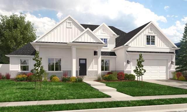 567 W 1575 N #236, Saratoga Springs, UT 84043 (#1759496) :: Real Broker LLC