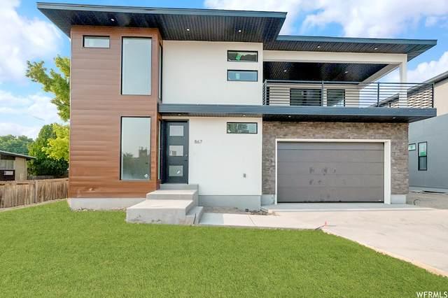 867 E Sydnee View Ln S #4, Millcreek, UT 84107 (#1759564) :: Bustos Real Estate | Keller Williams Utah Realtors