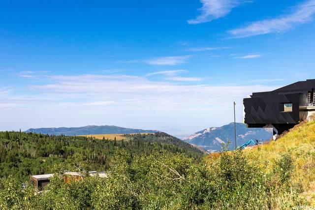 46 Summit Pass Rd #46, Eden, UT 84310 (#1759599) :: Powder Mountain Realty