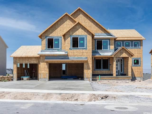 432 W Greyhound Rd S #5134, Saratoga Springs, UT 84045 (#1759673) :: Pearson & Associates Real Estate
