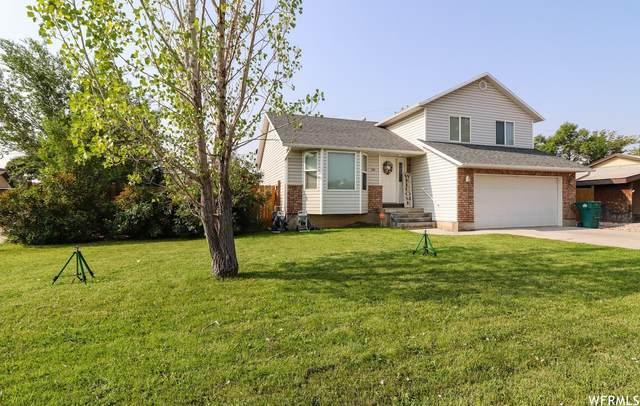 196 E 500 S, Vernal, UT 84078 (#1759760) :: Utah Dream Properties