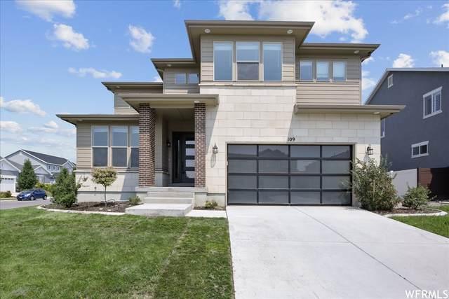 109 E 540 N, Vineyard, UT 84059 (#1759926) :: Utah Dream Properties