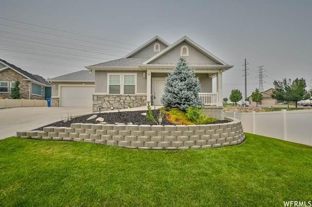 12018 S Black Powder Dr W, Herriman, UT 84096 (#1760055) :: Berkshire Hathaway HomeServices Elite Real Estate