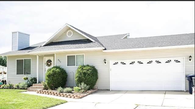 897 W 2025 S, Woods Cross, UT 84087 (#1760063) :: Bustos Real Estate | Keller Williams Utah Realtors