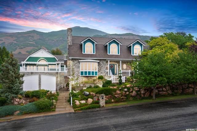 4232 Fern Dr S, Ogden, UT 84403 (#1760077) :: Doxey Real Estate Group