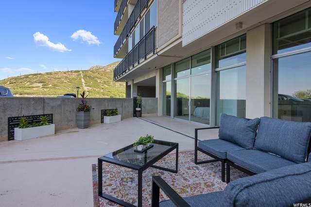 875 S Donner Way E #111, Salt Lake City, UT 84108 (MLS #1760084) :: Lawson Real Estate Team - Engel & Völkers