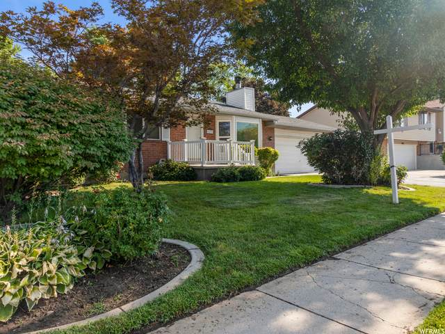 2277 E Newcastle Dr, Sandy, UT 84093 (#1760136) :: Berkshire Hathaway HomeServices Elite Real Estate