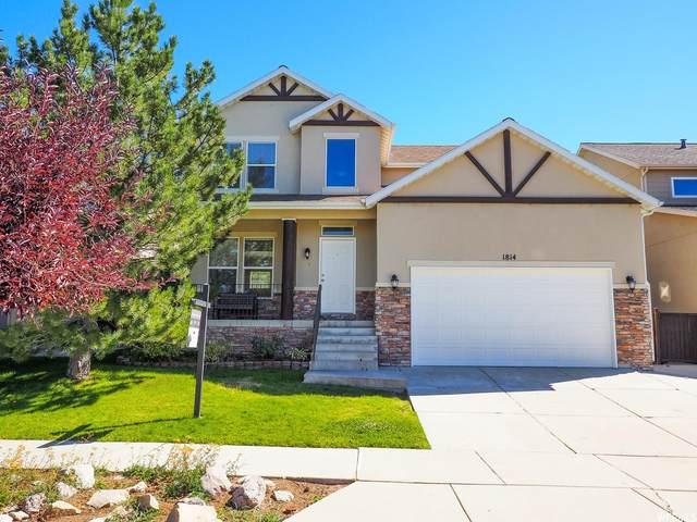 1814 Lone Oak Dr, Draper, UT 84020 (MLS #1760557) :: Lookout Real Estate Group