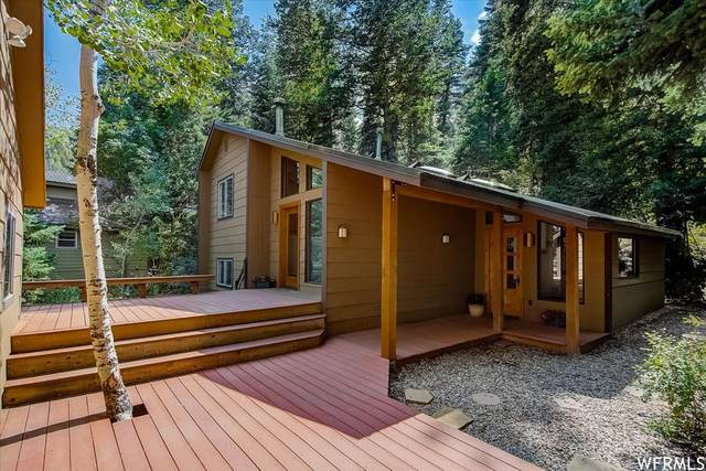 510 Parkview Dr, Park City, UT 84098 (MLS #1760595) :: High Country Properties