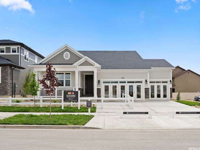 1972 E Elderberry Dr N #202, Saratoga Springs, UT 84045 (#1760596) :: Utah Dream Properties