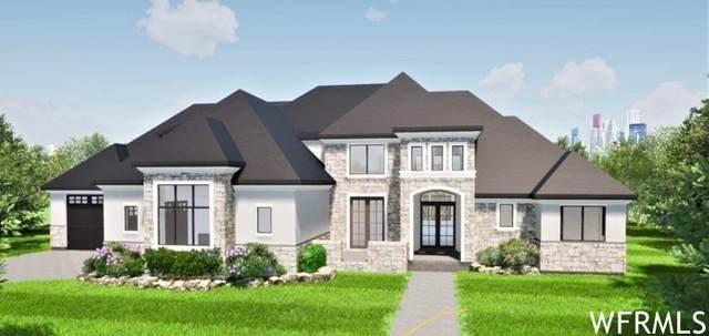 10267 N Mountain Ridge Way, Highland, UT 84003 (MLS #1760644) :: Lookout Real Estate Group