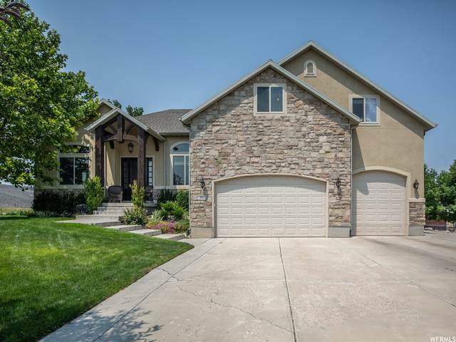 89 E Nine Iron Ct, Saratoga Springs, UT 84045 (#1760663) :: Pearson & Associates Real Estate