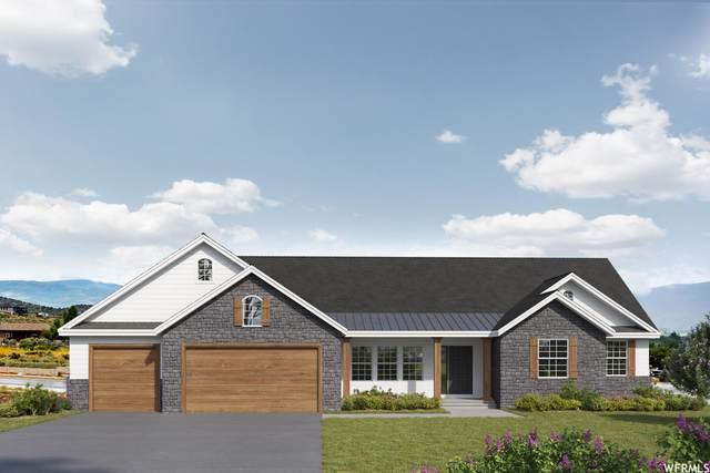 1034 E Mill Rd, Heber City, UT 84032 (#1760713) :: Berkshire Hathaway HomeServices Elite Real Estate