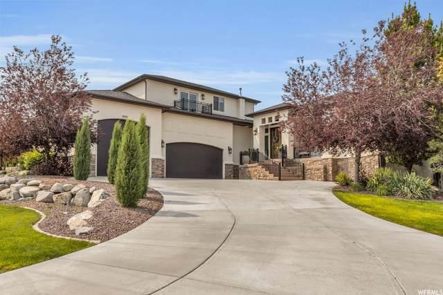 6042 W Desert Star Ln S, Herriman, UT 84096 (#1760911) :: Berkshire Hathaway HomeServices Elite Real Estate