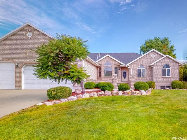 4388 W Harvest Creek Way Way, Riverton, UT 84096 (MLS #1761030) :: Lookout Real Estate Group