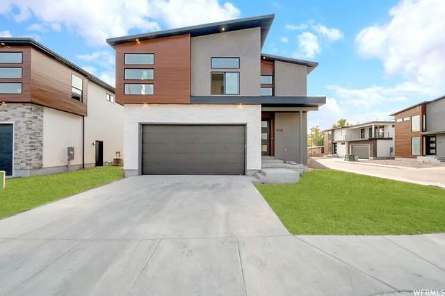 4248 S Valentina E #5, Millcreek, UT 84107 (#1761217) :: Bustos Real Estate | Keller Williams Utah Realtors