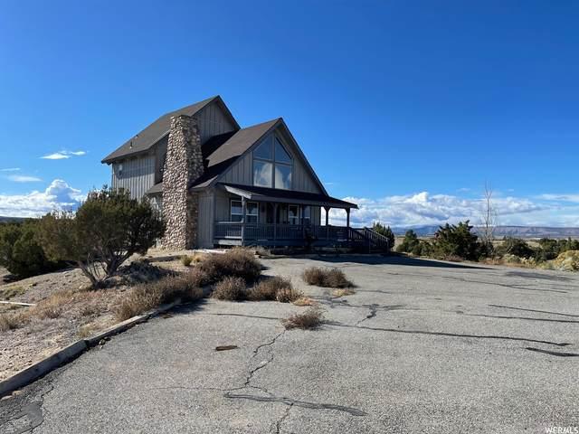 9776 S Mini Ranch Cv S, Duchesne, UT 84021 (#1761288) :: Pearson & Associates Real Estate