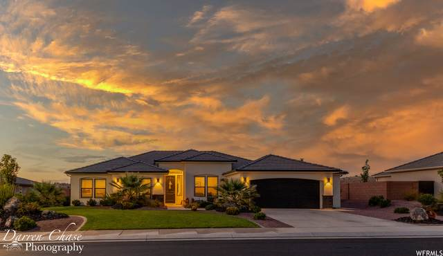 1651 E Wolf Hole Dr, St. George, UT 84790 (#1761494) :: Doxey Real Estate Group