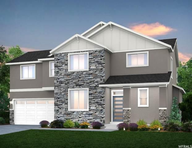 1013 W Emily Francis Cir #306, South Jordan, UT 84095 (#1761562) :: Berkshire Hathaway HomeServices Elite Real Estate