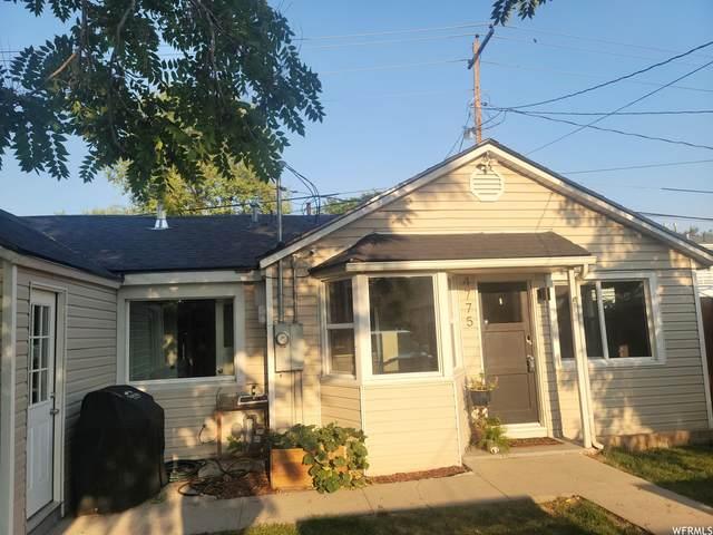 4775 S Boxelder St W Rear, Murray, UT 84107 (#1761669) :: Utah Dream Properties