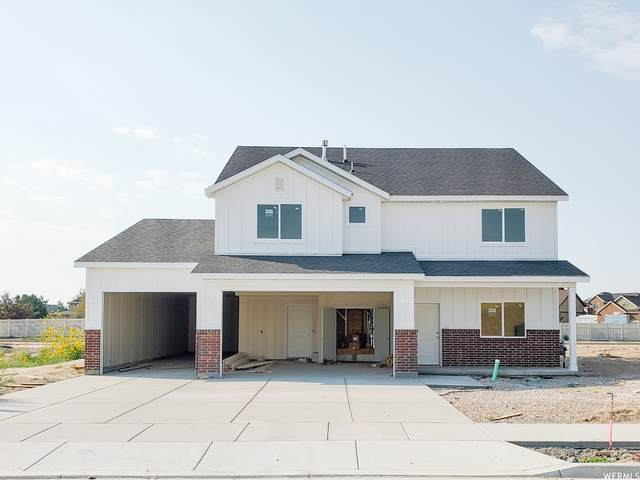 4333 W 1175 S, West Point, UT 84015 (#1762329) :: Doxey Real Estate Group