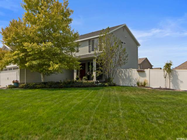 5863 N Windsong Dr, Stansbury Park, UT 84074 (#1762609) :: The Fields Team