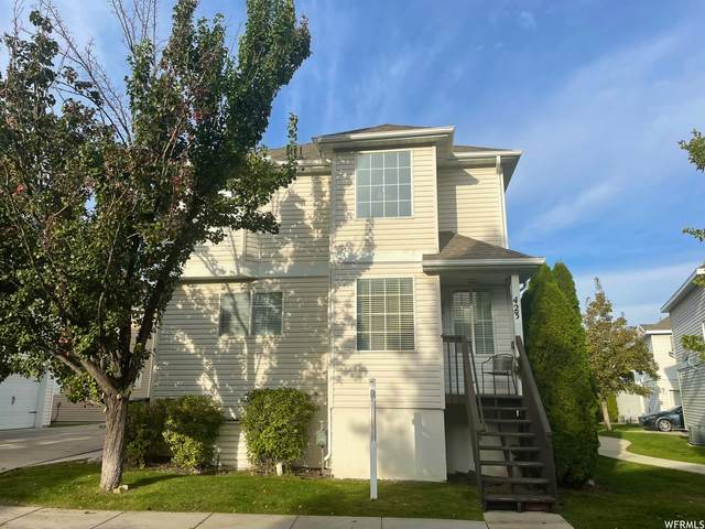 423 N 660 E, Ogden, UT 84404 (MLS #1762810) :: Lookout Real Estate Group