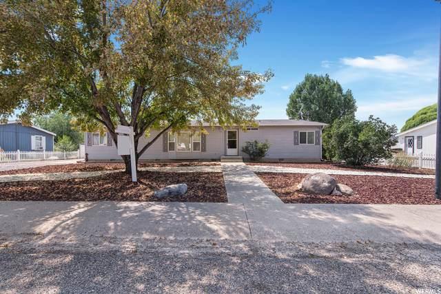 195 N Salina Creek Dr W, Salina, UT 84654 (#1763134) :: Bustos Real Estate | Keller Williams Utah Realtors