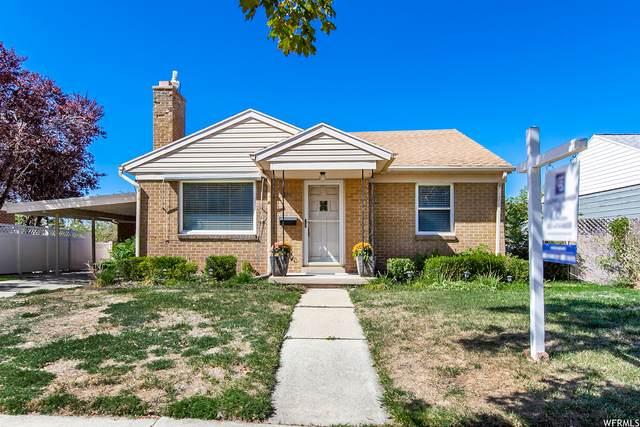2154 S Wyoming St, Salt Lake City, UT 84109 (#1763337) :: Utah Dream Properties